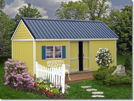 New Brookhaven 10 x 20 by Best Barns