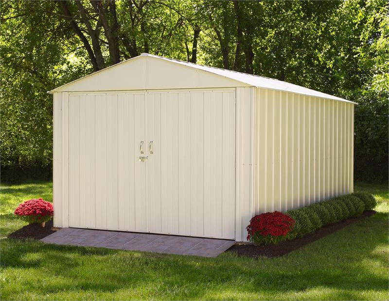 Arrow Mountaineer Shed 10' x 25'