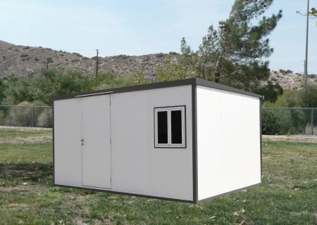19 x 10 DuraMax Insulated Building