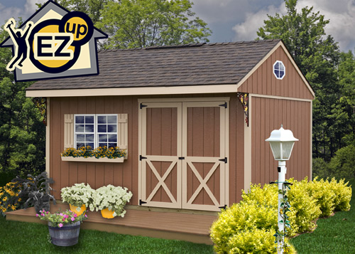 outdoor wood shed kits shed project plans
