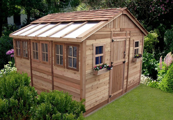 Outdoor Living 12X12 Sunshed Garden Shed