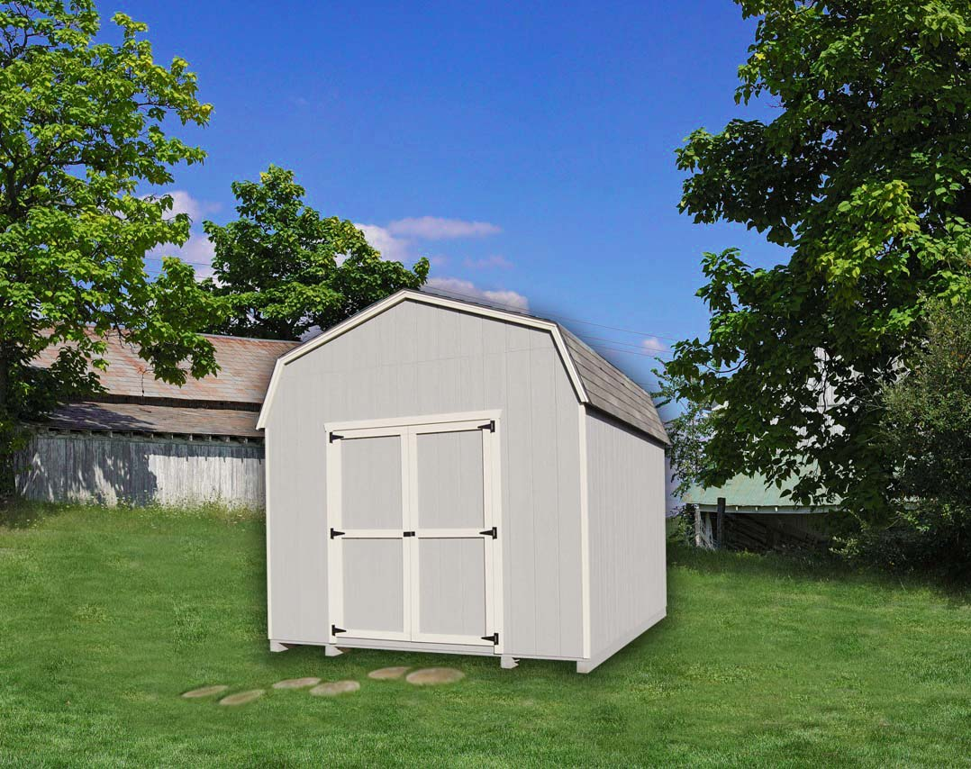 Value Shed-6ft Gambrel Barn by Little Cottage Co.