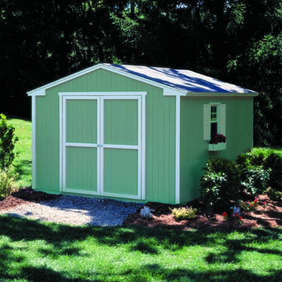 Cumberland 10X8 Storage Building Kit -Handy Home