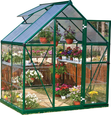 Hybrid Greenhouse Series by Poly-Tex