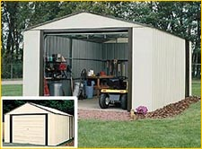 Arrow Metal Sheds