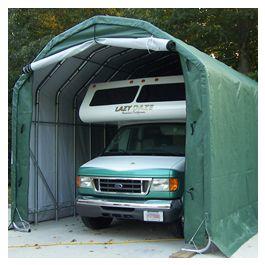 Rhino Shelter Barn Style Building 12x20x12 - Portable ...