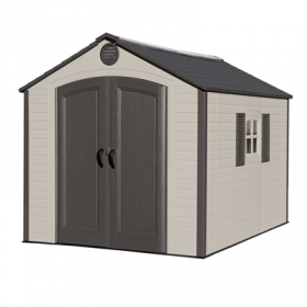 8 x 10 Lifetime Outdoor Storage Shed