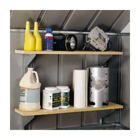 Arrow Shelving System
