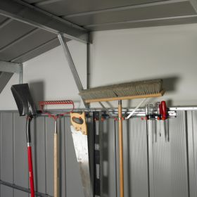 Arrow Tool Hanging Rack