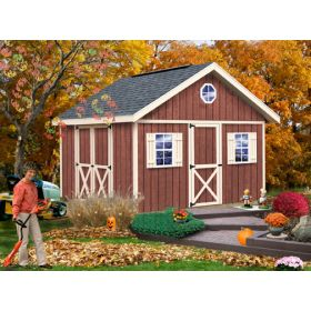 Best Barns Fairview Shed Kit 12 x 12