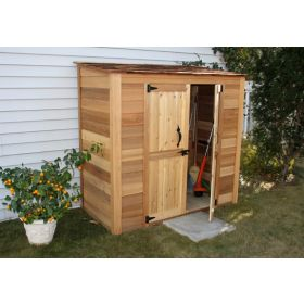 Outdoor Living 6'x3' Grand Garden Chalet Shed