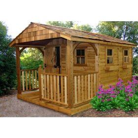 Outdoor Living 8'x12' Santa Rosa Garden Shed