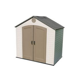 Lifetime 8' x 5' Outdoor Storage Shed w/ FREE Skylights