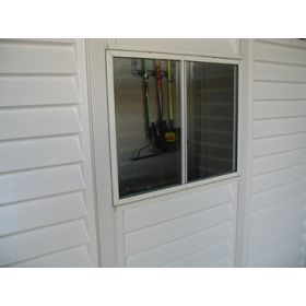 Window Kit for Duramate, Sidemate, and Yardmate Vinyl Sheds