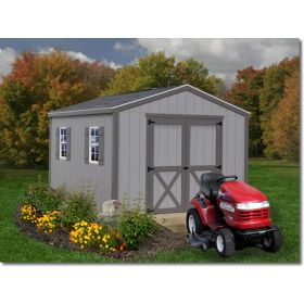 Elm 10 x 16 Shed Kit by Best Barns
