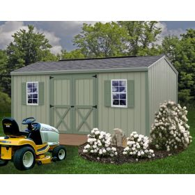 Cypress 10 x 16 Shed Kit by Best Barns