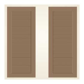 "2-Piece 24"" Shutters Accessory Kit for 8' & 11' Wide Lifetime Sh"