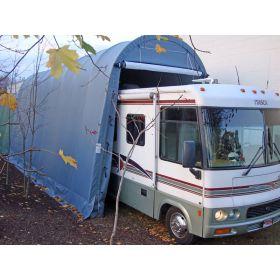 Rhino Shelter RV/Boat Garage 14x36x15