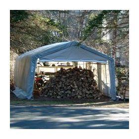 Rhino Shelter Instant Storage Shed 12x12x8