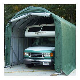 Rhino Shelter Barn Style Building 12x28x12