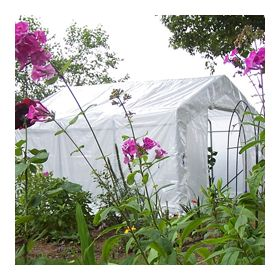 Rhino Shelter Instant Greenhouse 12x24x8 House Style