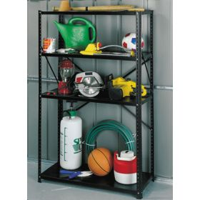 Arrow Shed Shelving Rack