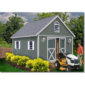 Belmont 12 x 16 Shed by Best Barns