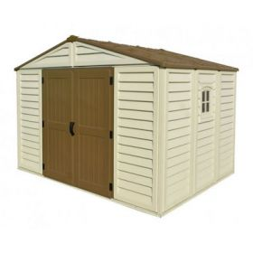 10 x 10 Woodbridge Plus Storage Shed w/Foundation