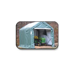 Rhino Shelter Instant Storage Shed 8x8x8