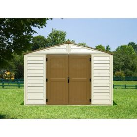 10 x 8 Woodbridge Plus Storage Shed